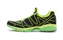 Zoot Men's Ultra Kalani 3.0 black/safety yellow/green flash